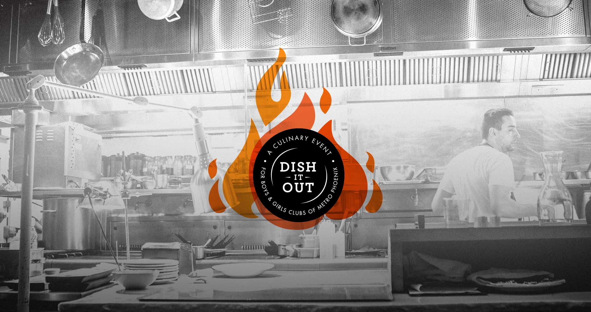 Dish it out  Amplify