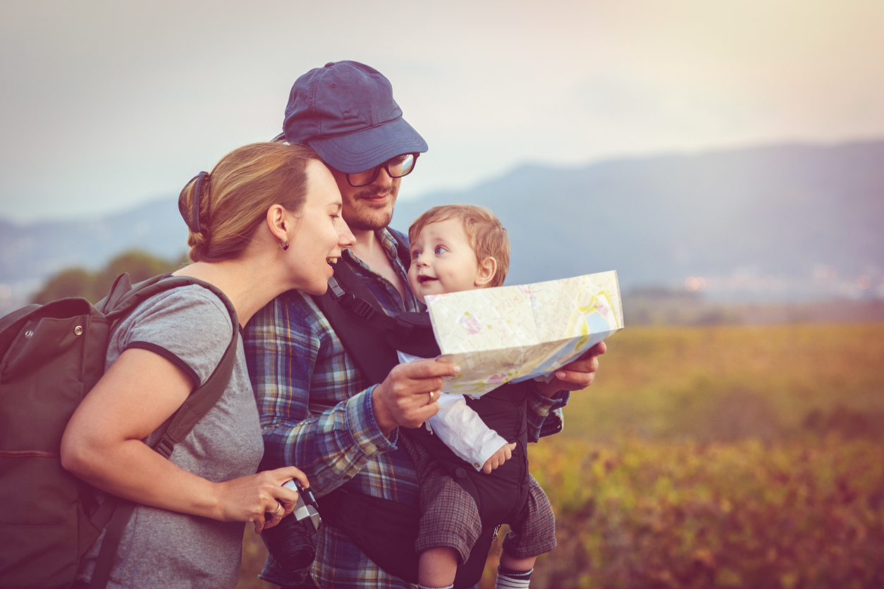 best family hiking trips