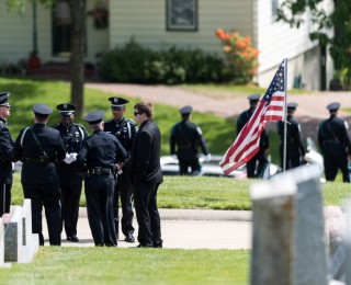 Local Funeral Homes | Police Services